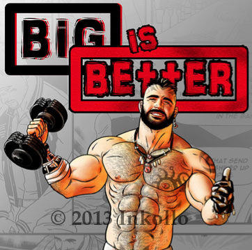 Big is Better icon